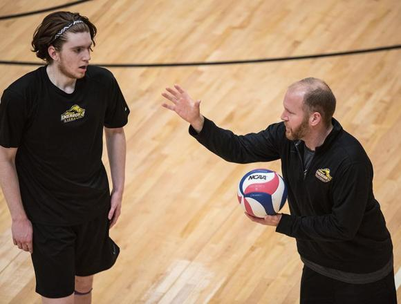 Season Preview: Men's Volleyball ready to build on playoff run