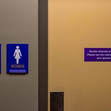 LA campus adds gender-neutral restroom signs