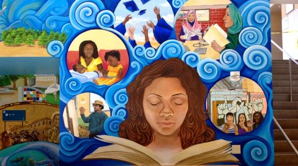 Art Education Mural