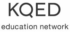kqed-logo-jpeg : Using Multimedia in Education