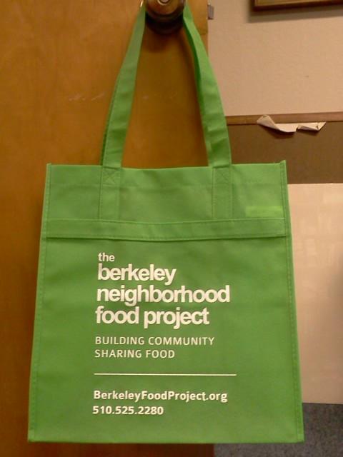 Green BNFP bag