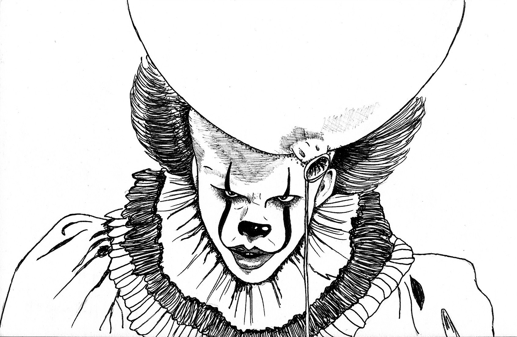 Coloring Clown 2017 Page It It