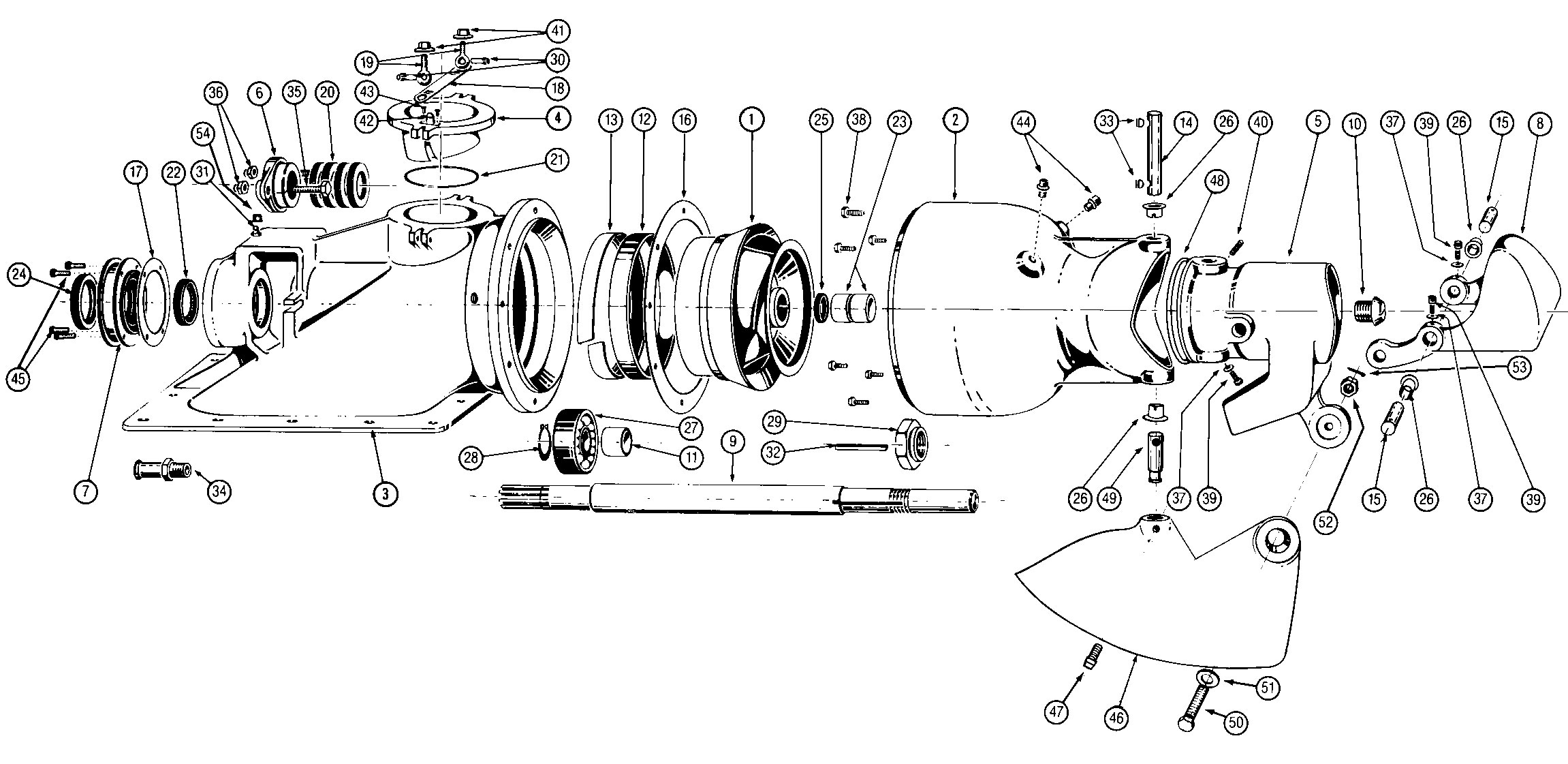 centrifugal pump mechanical seal diagram harley davidson wiring diagrams and schematics