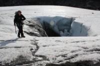 Iceland Solheimajokull glacier 2
