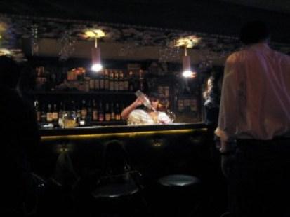 Petersburg - Bar Quarenghi