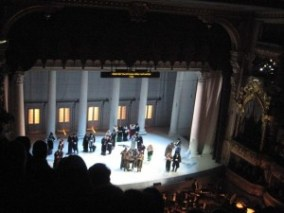 Petersburg - My Fair Lady at the Mariinski Theatre