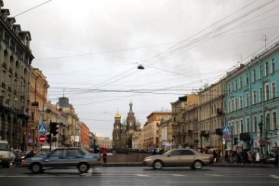 Petersburg - Nevsky Prospekt