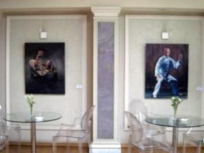 Petersburg - Putin Paintings