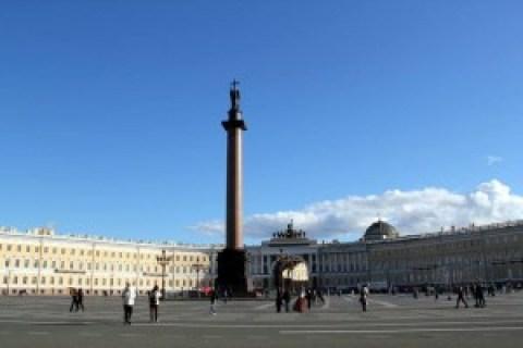 Petersburg - St Peters Sq