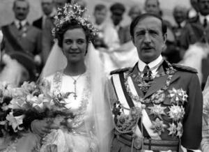 Albania - King Zog Wedding
