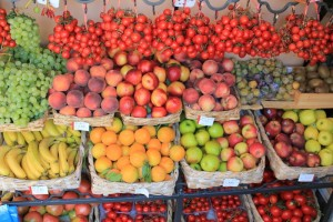 Amalfi - Fruit Shop