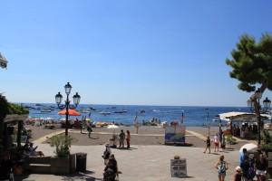 Amalfi - Positano Beach