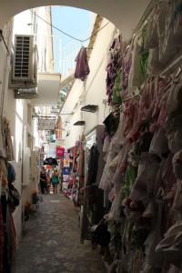 Amalfi - Positano Street