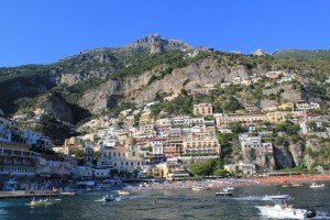 Amalfi - Positano View 2