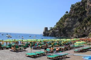 Amalfi - Spiaggia del Fornillo 3