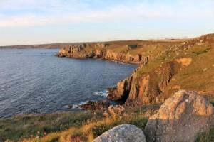 Cornwall - Land s End coastline