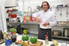 Chef Acto I - la cocina (the kitchen) Thai & Pina Colada
