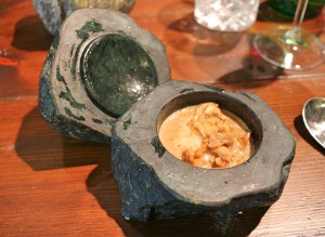 Act V - La tierra - Mushroom Cream Soup or similar