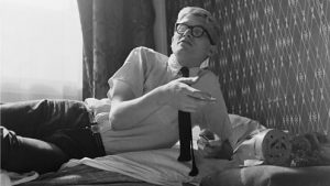 David Hockney (c) BBC