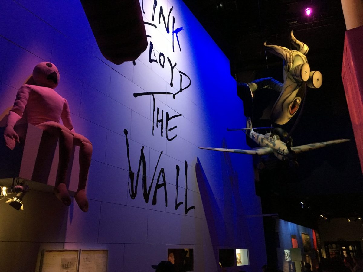 Pink Floyd Exhibition: Mortal Remains review