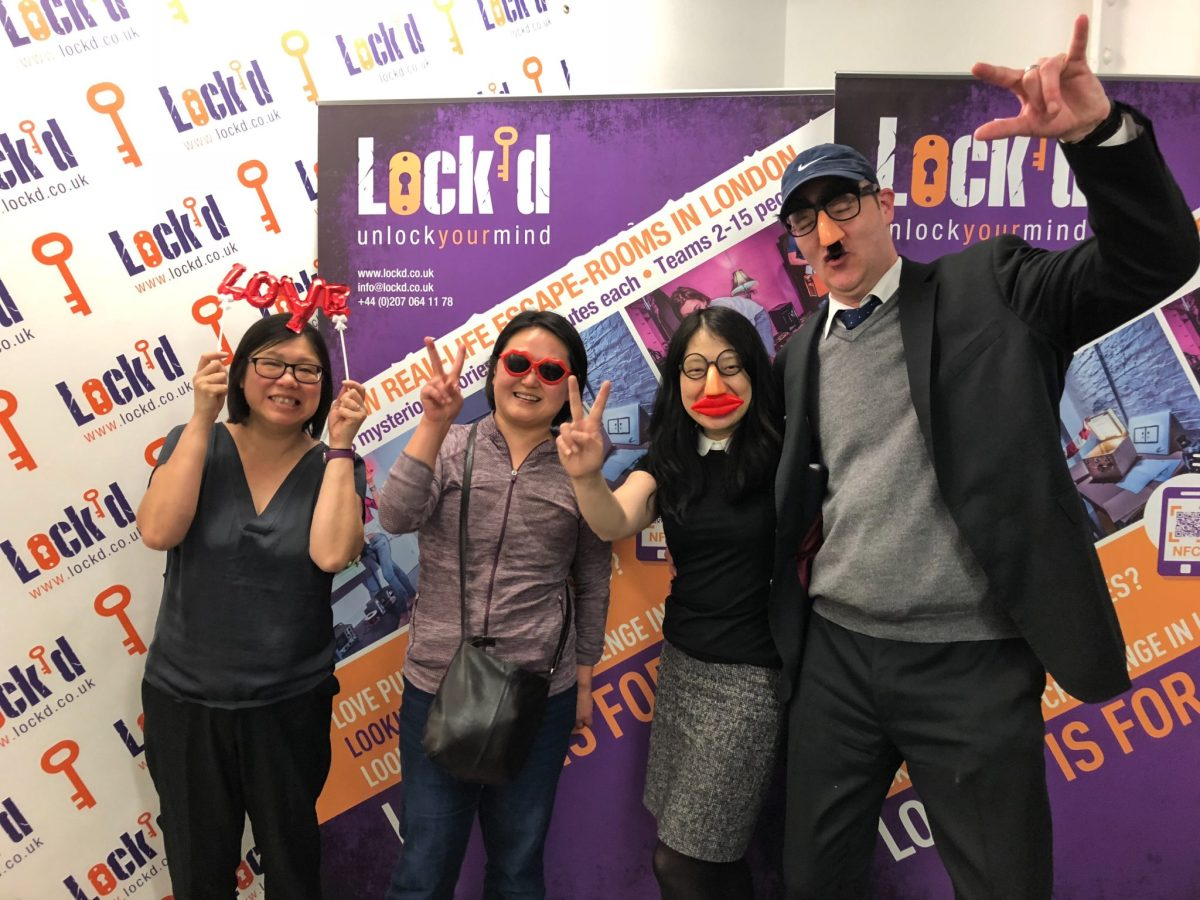 Lock'd, London - Escape Room Experience