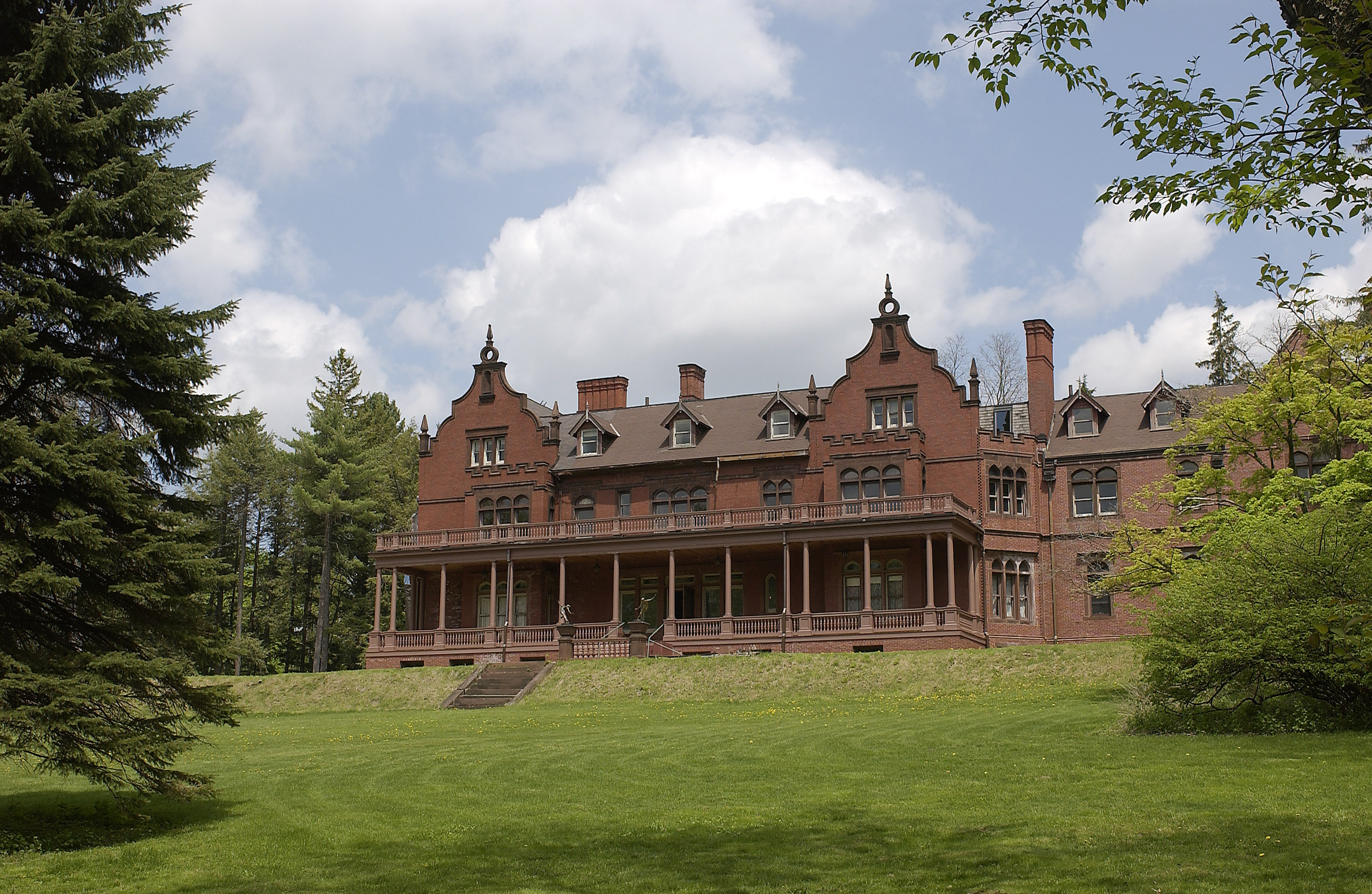 Ventfort Hall Mansion and Gilded Age Museum  Berkshire
