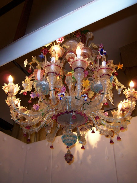 Marvelous Murano Glass Chandelier Venetian Barovier Salviati With Gold Ayk World Pinterest Chandeliers And