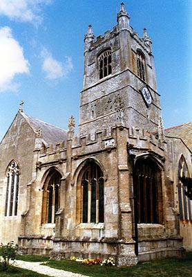Berkshire History Lambourn Parish Church
