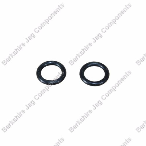 XJS Late Fuel Filter O Rings XR829166
