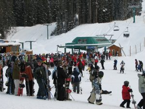 Skiing in the Berkshires