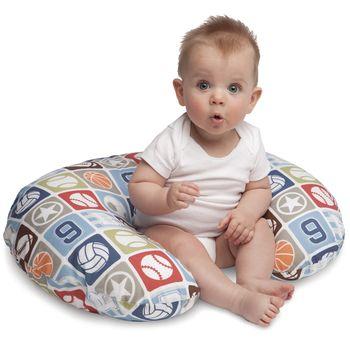 boppy pillow sports star w slipcover item 081585991