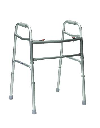 Drive Medical Drive Folding Walker Adjustable Height