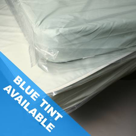 Mattress Cover 39 X 90 9 Inch Plastic 1 5 Mil Accessory For Twin Size Clear