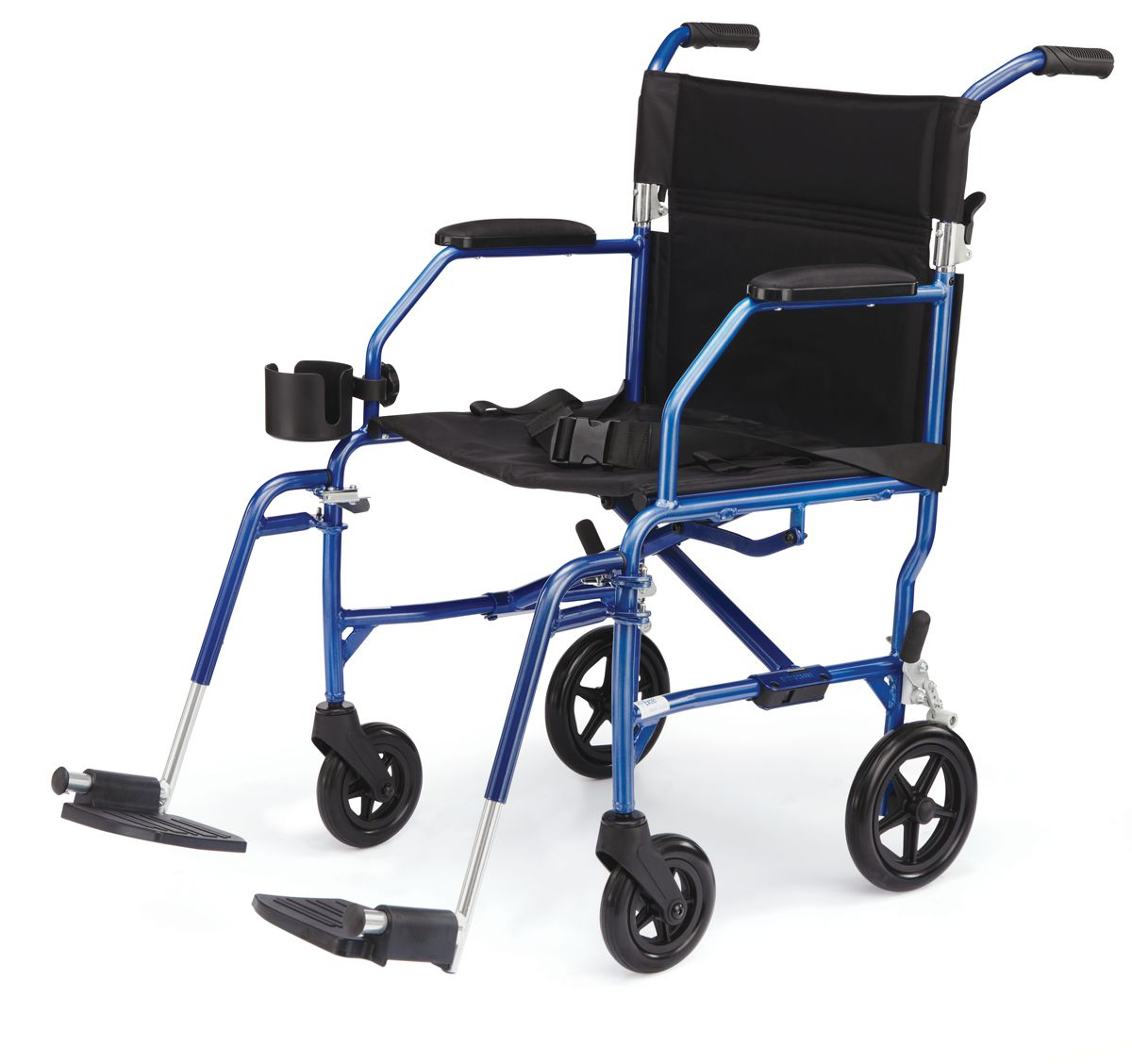 bariatric transport chair 24 seat kitchen covers amazon medline freedom wheelchair blu retail
