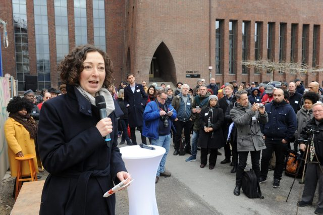 Februar 2020: Richtfest / Topping Out Ceremony