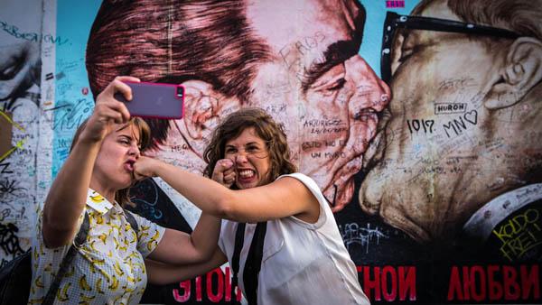 Berlin Photo Tour with Karsten Thielker: East-Side-Gallery, Berlin Wall