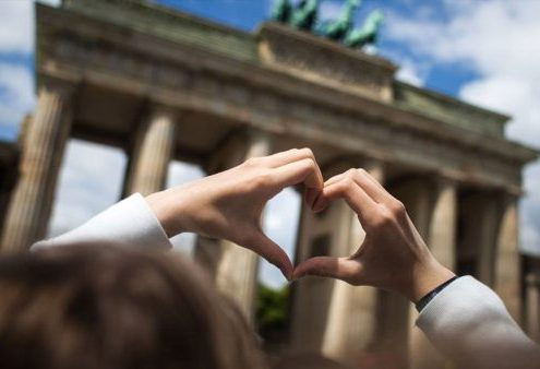 Brandenburg Gate, Berlin. Bespoke guided tours.