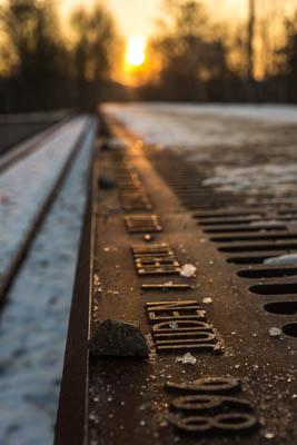 Mahnmal Gleis 17 in Grunewald