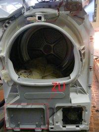 Siemens IQ500, Trocknet nicht richtig, Verstopft, Reinigen ...