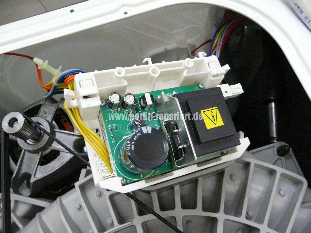 Aeg Protex Plus L87485Fl, Motor Dreht Nicht, Schleudert Nicht – Leon