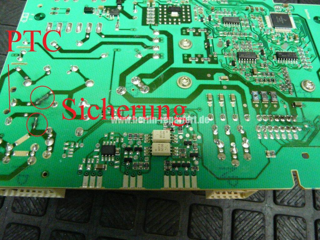 Siemens Wm14S750 Und Vergleich, Motor Dreht Nicht, Inverter Motor