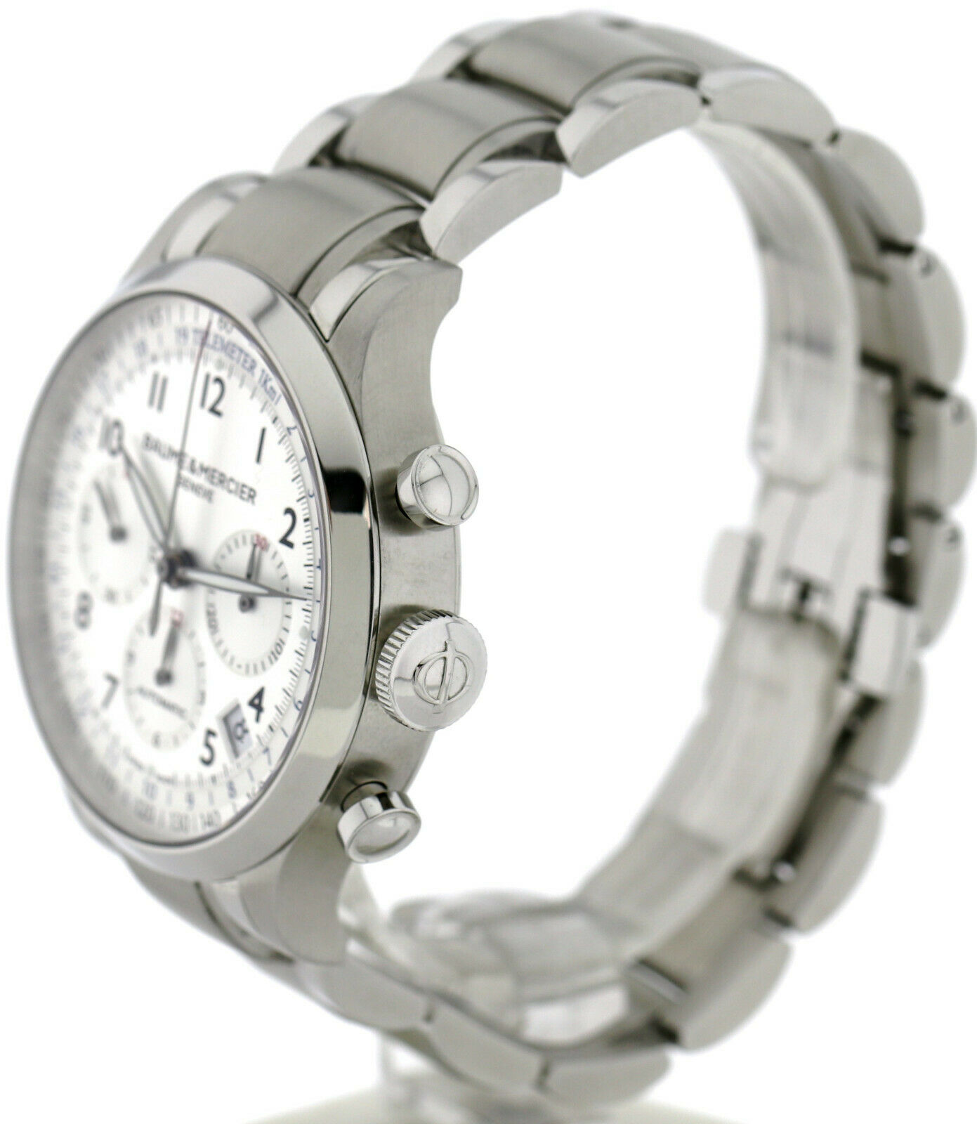 BAUME  MERCIER CHRONOGRAPH REF65716 BerlinWatches