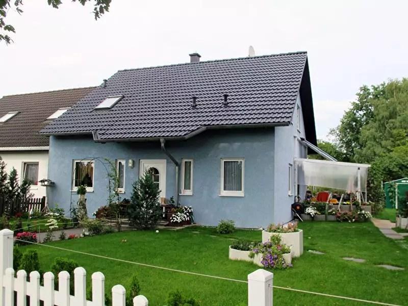 Fassadenfarbe Wie sie wirken welche passen  Berlinde