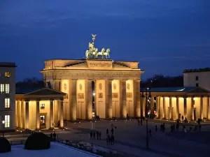 Brandenburger Tor  Berlinde