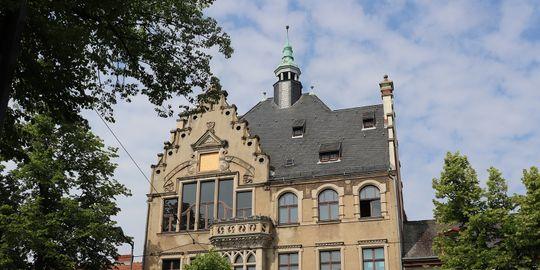 Hist.  Rathaus Friedrichshagen