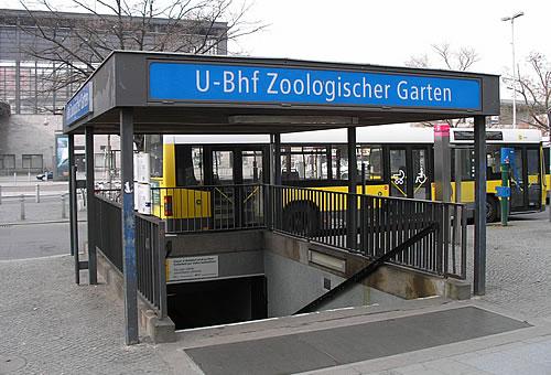 Bahnen Im Berliner Raum U Bahn