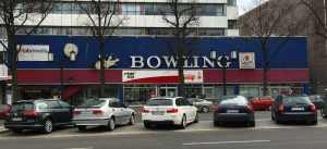 "Bowlingbahn ""Das Bowling Studio"" Kaiserdamm Charlottenburg"