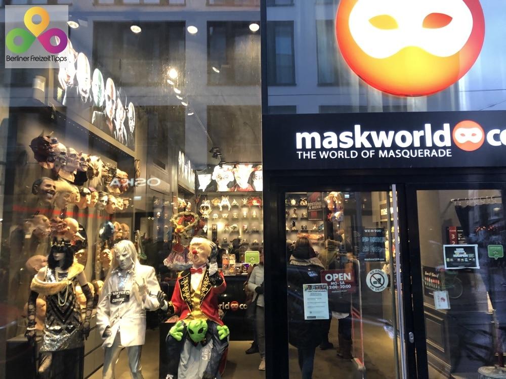 Halloweenkostüme & Faschingskostüme bei Maskworld in Mitte