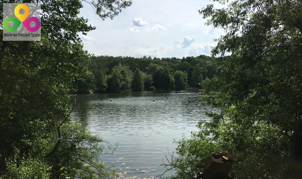 Badestelle am Teufelssee (kostenlos)
