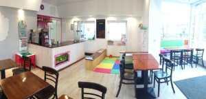 Kinder- und Familiencafé Mi Mundo in Spandau Staaken